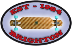 Skateboards in Sussex